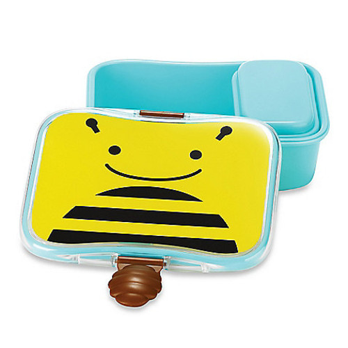 SKIP*HOP Zoo Lunch Kit in Bee