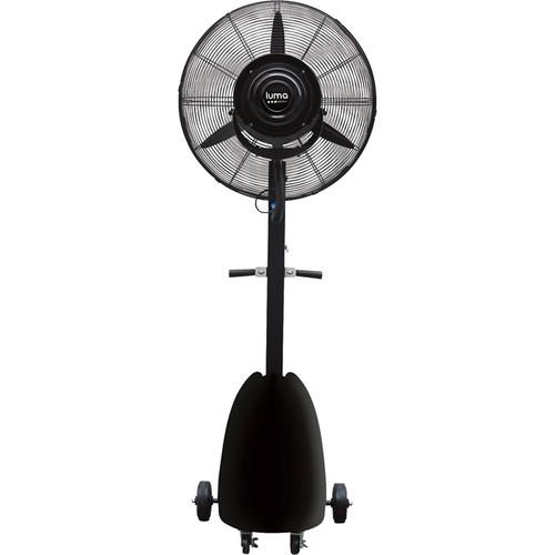 Luma Comfort High-Power Misting Fan  26in., 5-Gallon Tank,