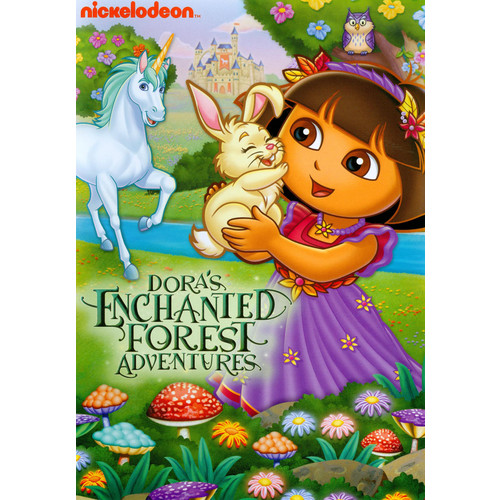 Dora the Explorer: Dora's Enchanted Forest Adventures [DVD]