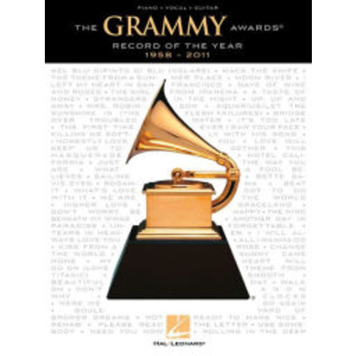 Grammy Awards Record of the Year 1958-2010