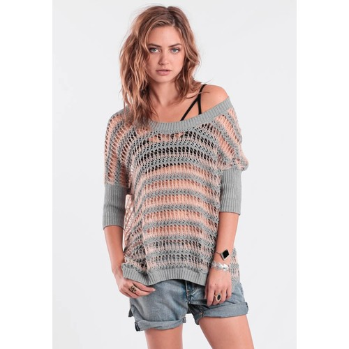 High Fidelity Boxy Sweater By Chaser