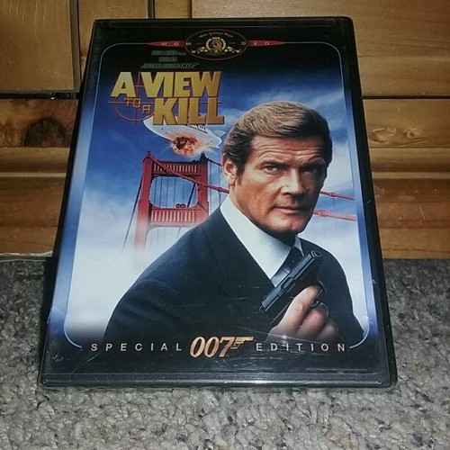A View to a Kill (DVD) 1985