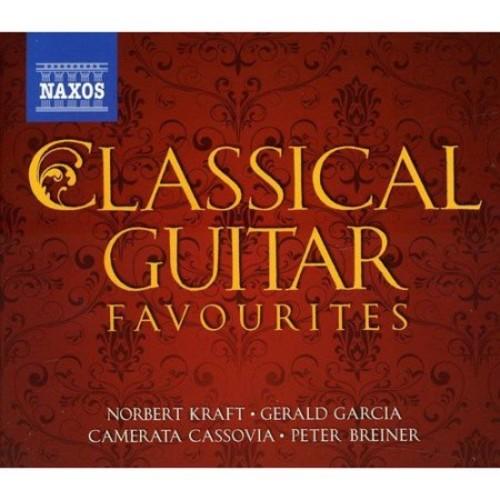 Classical Guitar Favourites [CD]