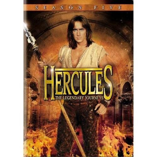 Hercules: The Legendary Journeys - Season Five (Full Frame)