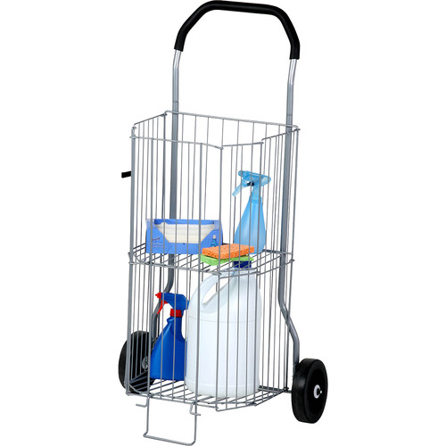 Honey-Can-Do 2-Tier All-Purpose Cart