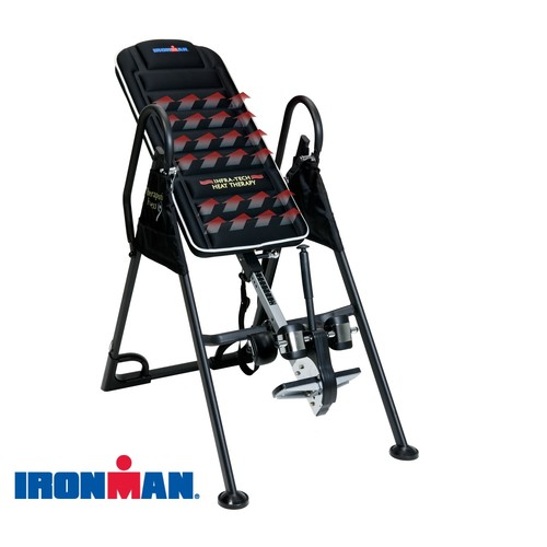 IRONMAN FITNESS IFT4000 Infrared Therapy Inversion Table