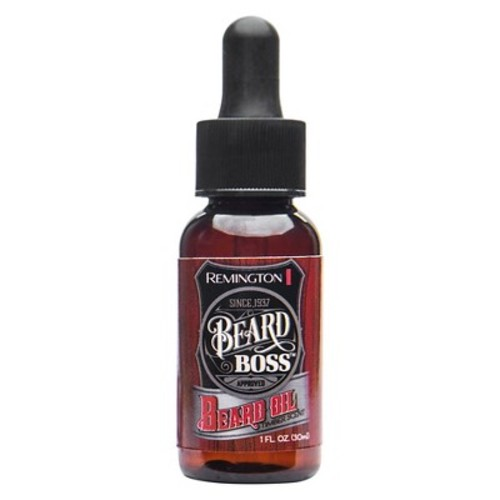 Remington Beard Boss Beard Oil 1 oz