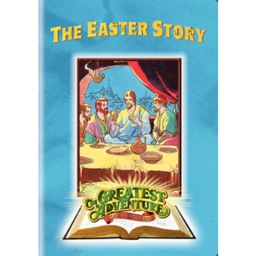 The Greatest Adventure: The Easter Story (DVD)