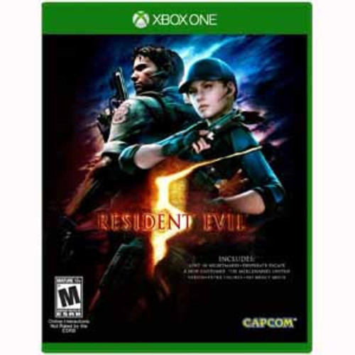 Resident Evil 5 Action - Xbox