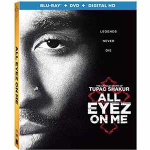 All Eyez on Me [Blu-Ray] [DVD] [Digital HD]