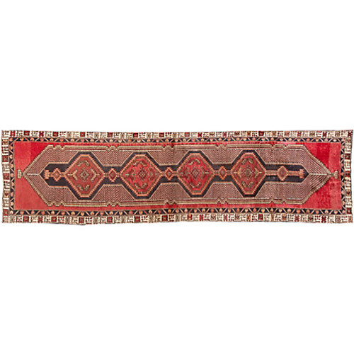 Northwest Persian Runner, 3' x 12'4