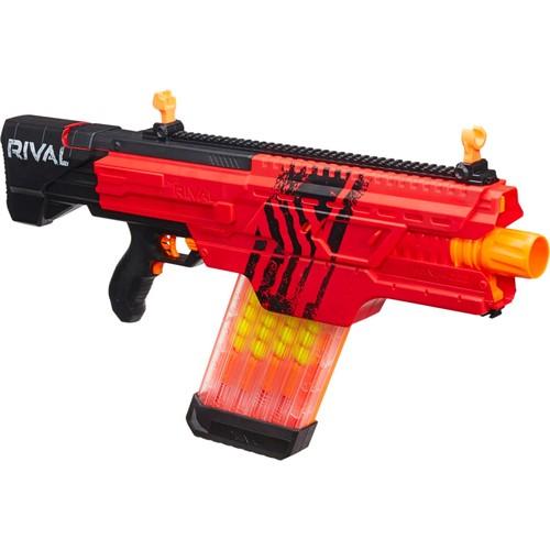 NERF - Rival Khaos MXVI-4000 Blaster - Red