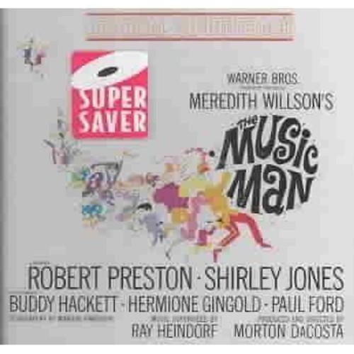 Original Motion Picture Soundtrack - The Music Man (Original Soundtrack) (CD)