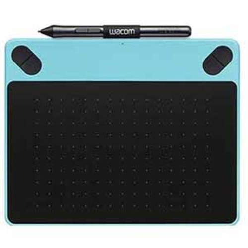 Wacom Blue Intuos Art Small Pen & Touch Tablet