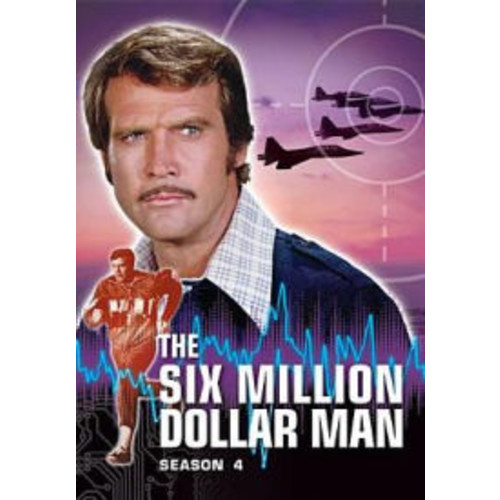 Six Million Dollar Man: Season 4 (8pc) / (Snap)