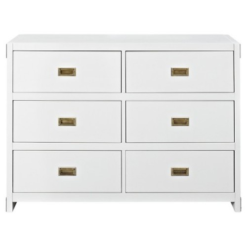 Baby Relax Miles Campaign Dresser - Blue