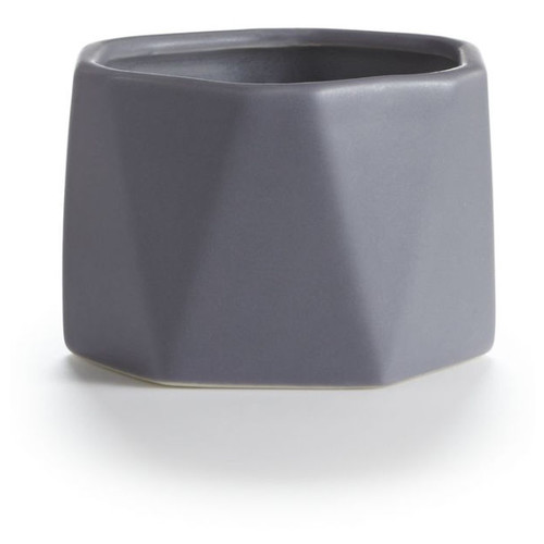 Blackberry Absinthe Scented Dylan Ceramic Candle 4.7 oz.