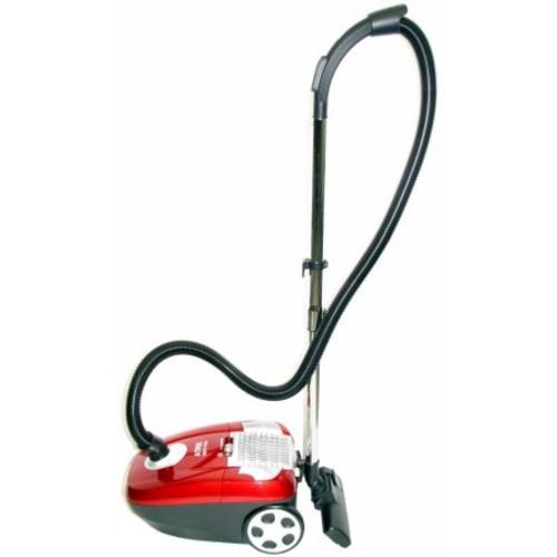 Atrix Canister HEPA Vacuum, Red