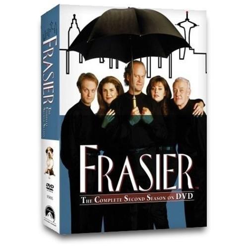 Frasier-2nd Season Complete