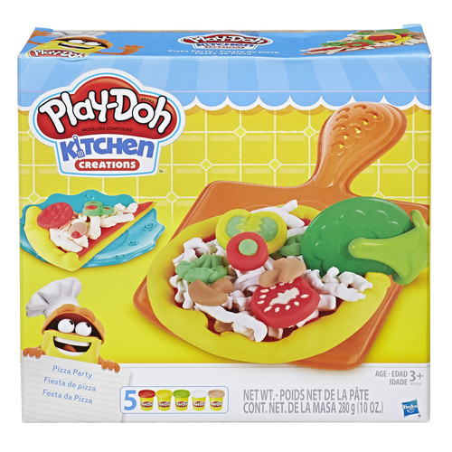 Play-Doh Kitchen Creations Pizza Party Set