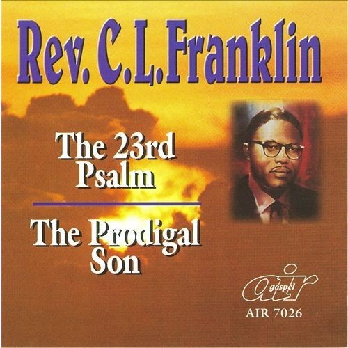 The 23rd Psalm/The Prodigal Son [CD]