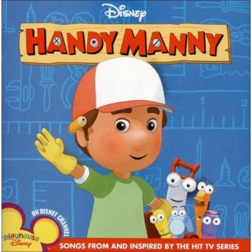 Various Artists - Handy Manny (CD)