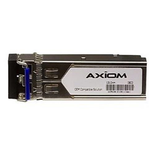Axiom Memory SFP (mini-GBIC) transceiver module ( equivalent to: Force 10 GP-SFP2-1S ) - Gigabit Ethernet - (GP-SFP2-1S-AX)