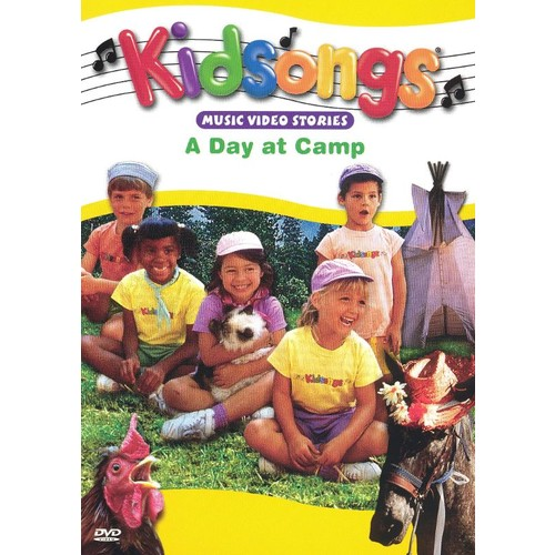 Kidsongs-Day At Camp - TOGE1667DVD