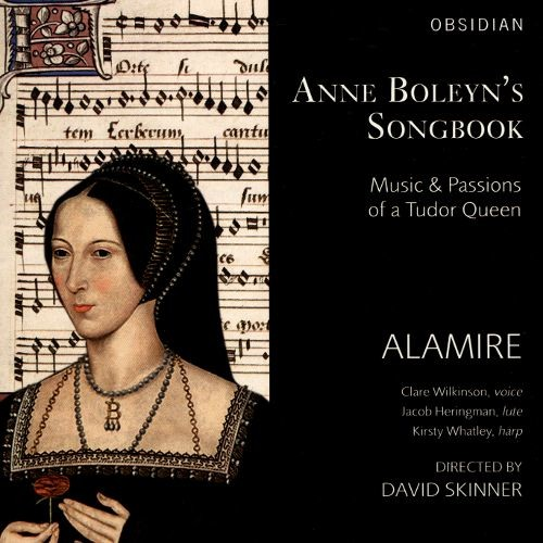 Anne Boleyn's Songbook [CD]