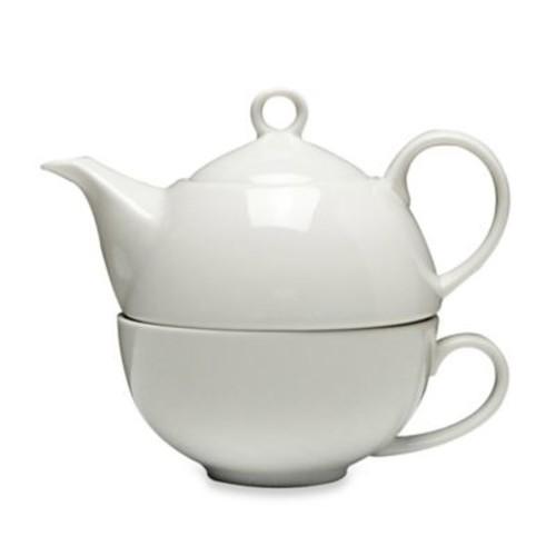 Primula 12 oz. Teapot and Cup Set