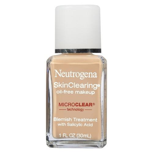 Neutrogena  Skin Clearing Liquid Makeup 1 oz