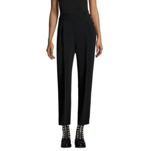 3.1 PHILLIP LIM Matte High Twist Crepe Tailored Pants