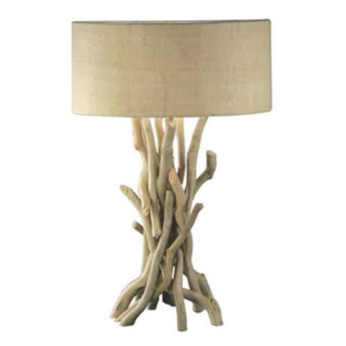SB Modern Home Nautical Driftwood Table Lamp