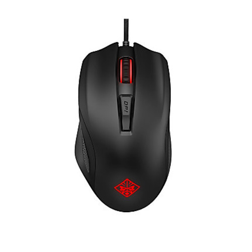 HP OMEN 600 Mouse, Black, 1KF75AA#ABL