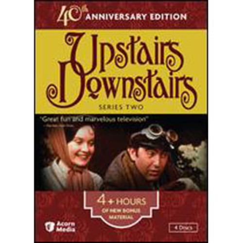 Upstairs Downstairs: Series Two [40th Anniversary Edition] [4 Discs]