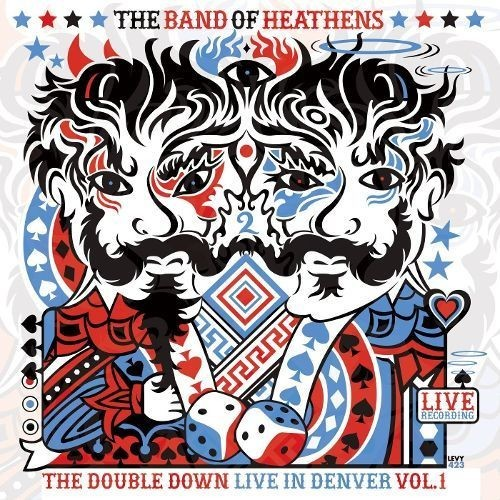 The Band of Heathens/The Double Down: Live in Denver Vol. 1 [DVD/CD] [CD & DVD]