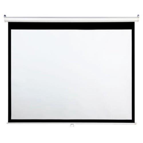 Draper Accuscreens Manual Projection Screen - Matte White - 94