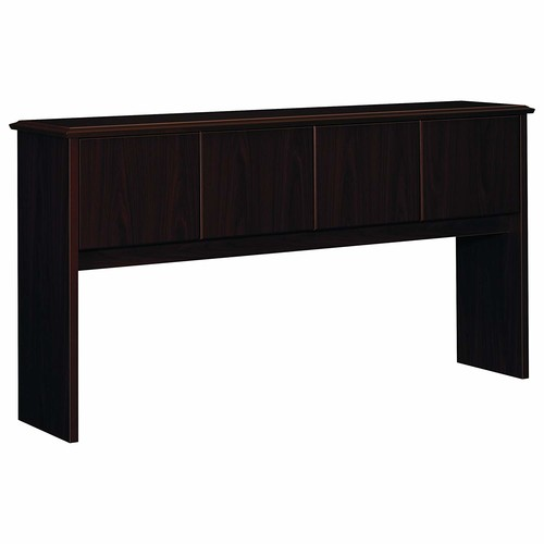 HON 94234NN 94000 Series 70 by 16-1/8 by 37-Inch Stack-On Storage Hutch for Credenza, Mahogany