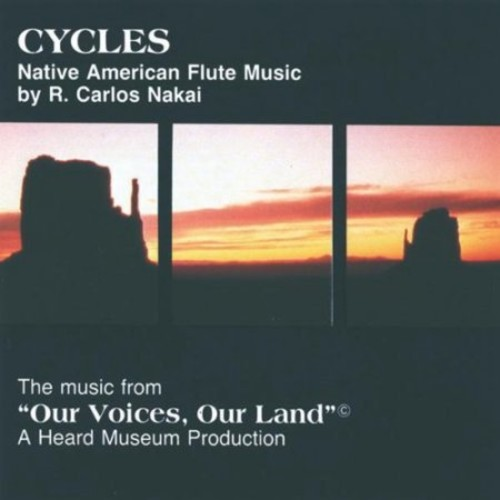 Cycles - Native American Flute Music