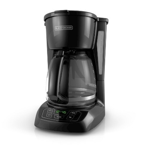 BLACK + DECKER 12 Cup Automatic Drip Coffee Maker