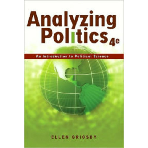 Analyzing Politics / Edition 4