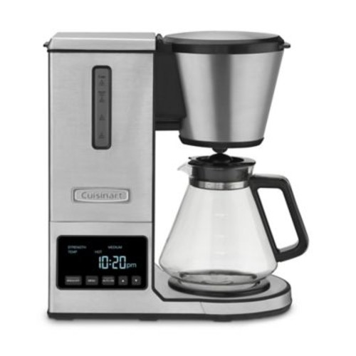 Cuisinart PurePrecision Pour-Over Coffee Brewer with Glass Carafe