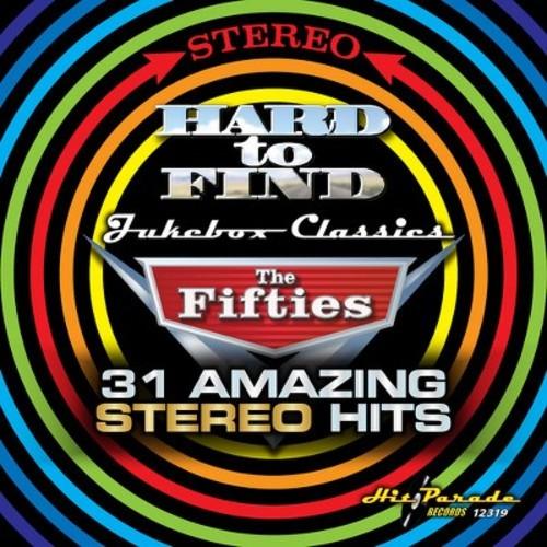 Various - Hard To Find Jukebox Classics:Fifties (CD)