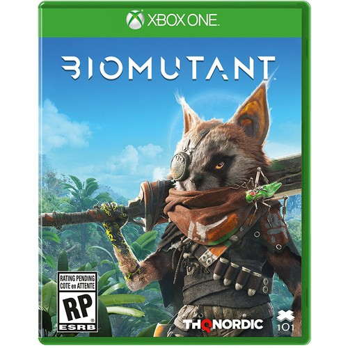 Biomutant - Xbox One Standard Edition [Disc, Standard, Xbox One]