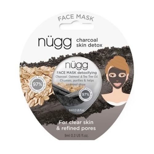 Nugg Charcoal Face Mask - 0.33 fl oz