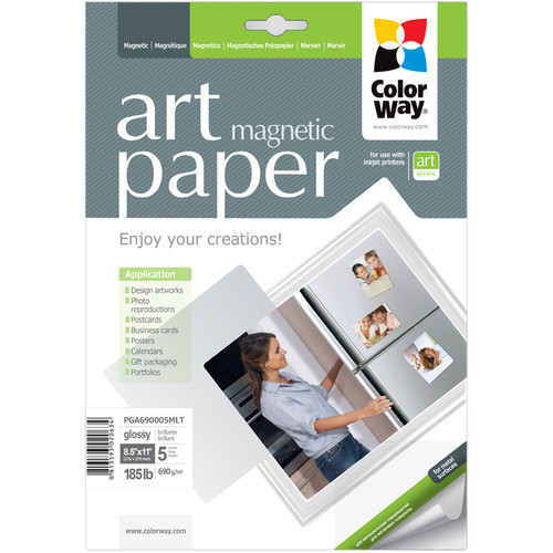 ART Glossy Magnetic Photo Paper