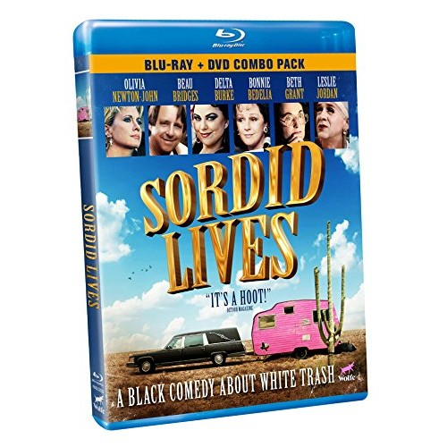 Sordid Lives Blu-ray + DVD Combo Pack: Beau Bridges, Delta Burke, Olivia Newton-John, Leslie Jordan, Del Shores: Movies & TV