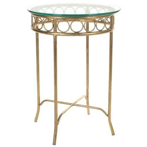 Fox Asa Accent Table design by Safavieh [Title : Default]
