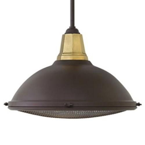 Hinkley Lighting Barstow Pendant [Finish : Buckeye Bronze]
