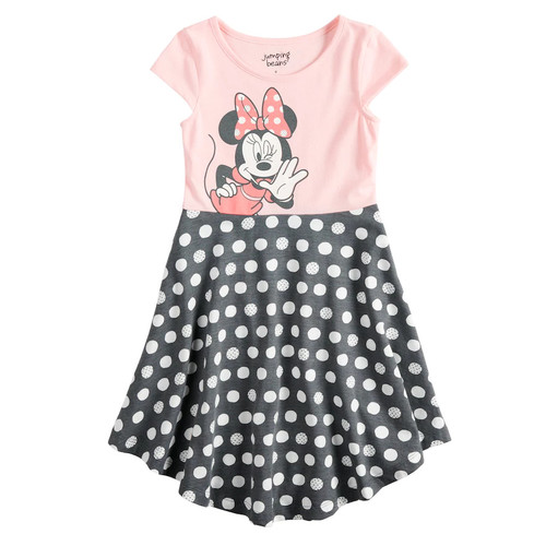 Disney's Minnie Mouse Graphic Skater Dress by Jumping Beans